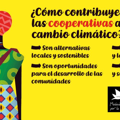 La contribución de las cooperativas en la lucha contra el cambio climático