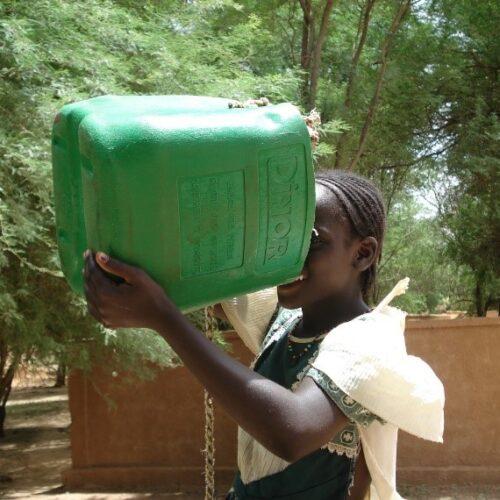 El agua cambia vidas